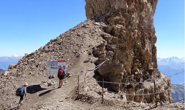 Sentier didactique de Tsanfleuron